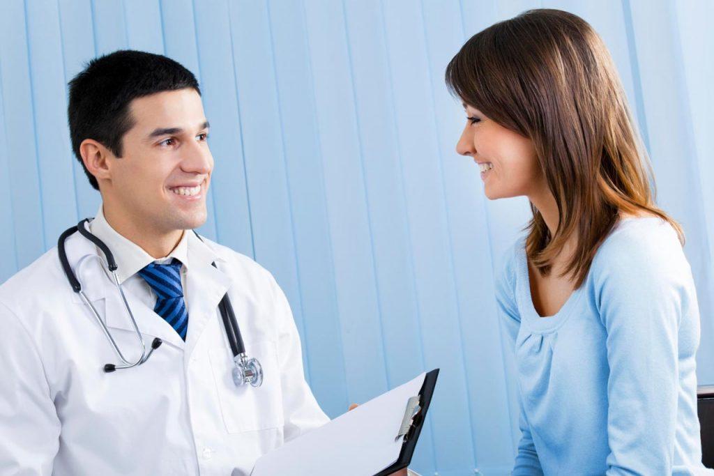 консультация стоматолога
