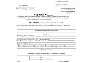 форма 095у 2