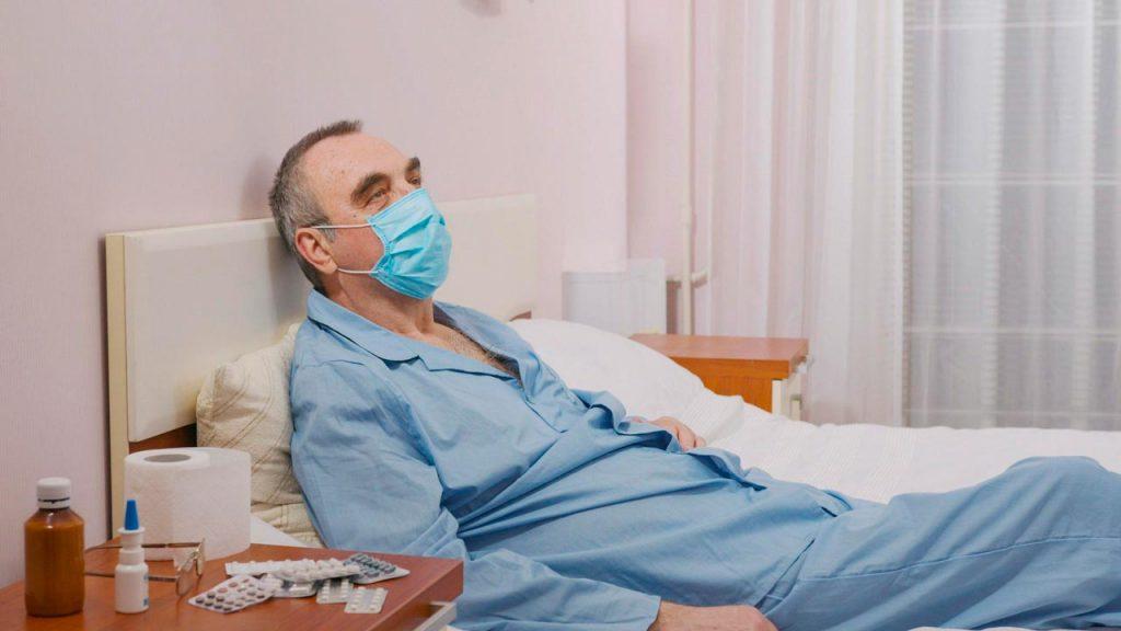 пациент ковида